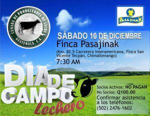 Día de Campo Lechero