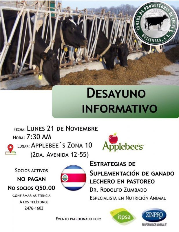Estrategias de suplemantacion de ganado lechero en pastoreo