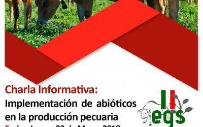 Implementación de abióticos en la producción pecuaria