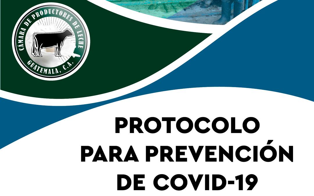 Protocolo para prevención de COVID-19
